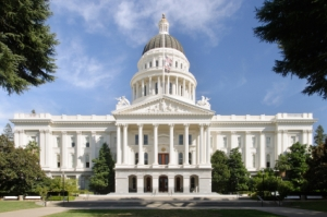 Sacramento Legislative Building